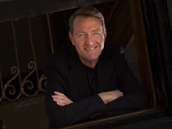 Getafe Negro recibe a Lee Child