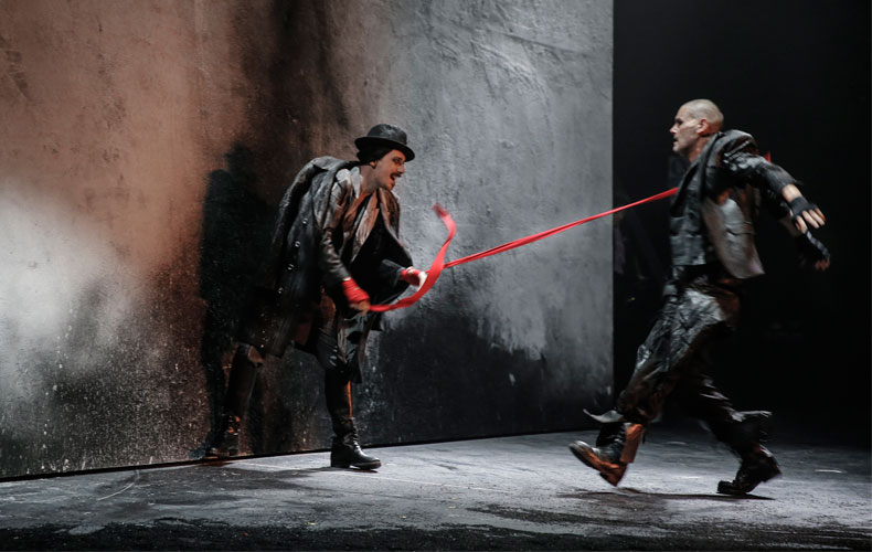 El 'Fausto' de Tomaž Pandur llega al Teatro Valle-Inclán