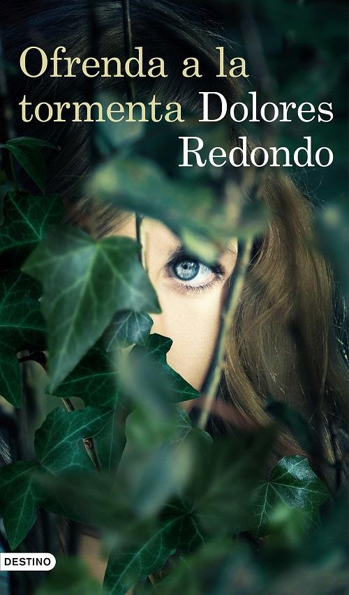 Novedad Noviembre: 'Ofrenda a los dioses' de Dolores Redondo