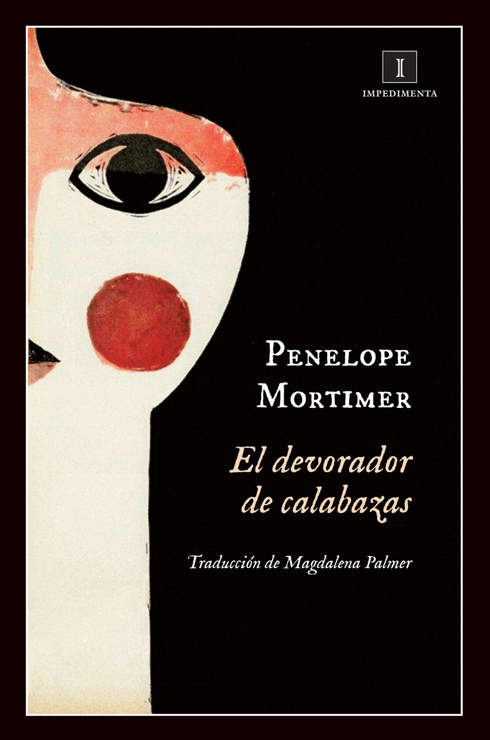 Novedad: 'El devorador de calabazas' de Penelope Mortimer