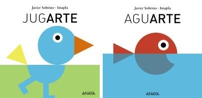 Reseña LIJ: 'JUGARTE y AGUARTE' de Javier Sobrino e Imapla