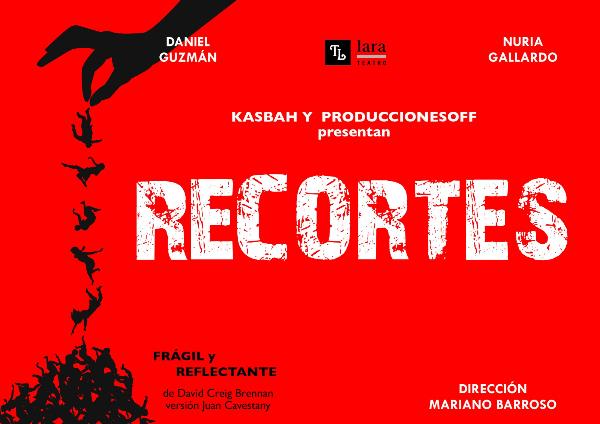 'Recortes' en el Teatro Lara