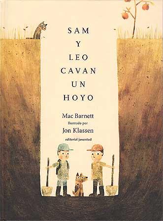 Reseña LIJ: 'Sam y Leo cavan un hoyo' de Mac Barnett