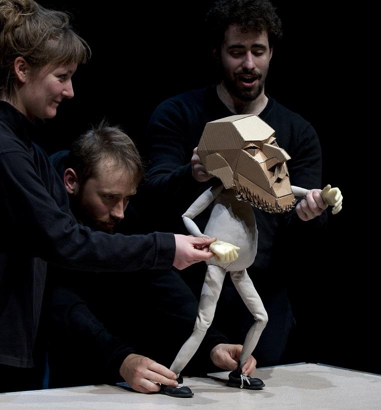 El arte de la marioneta llega con 'The Table' al Teatro de la Abadía