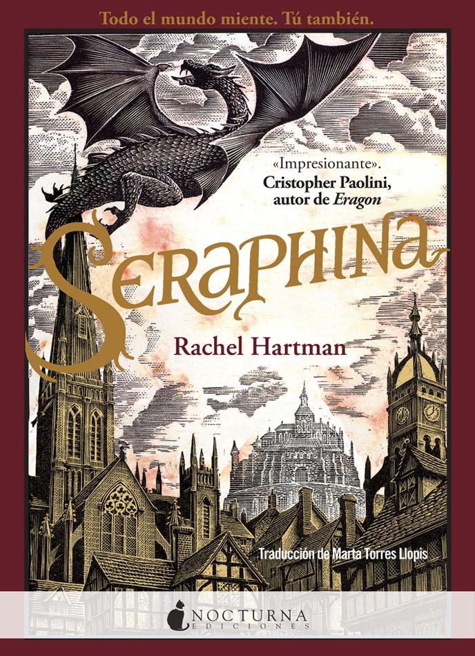 Llega a las librerías la novela juvenil 'Seraphina'