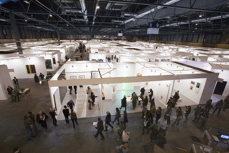 Comienza la semana del arte contemporáneo en Madrid