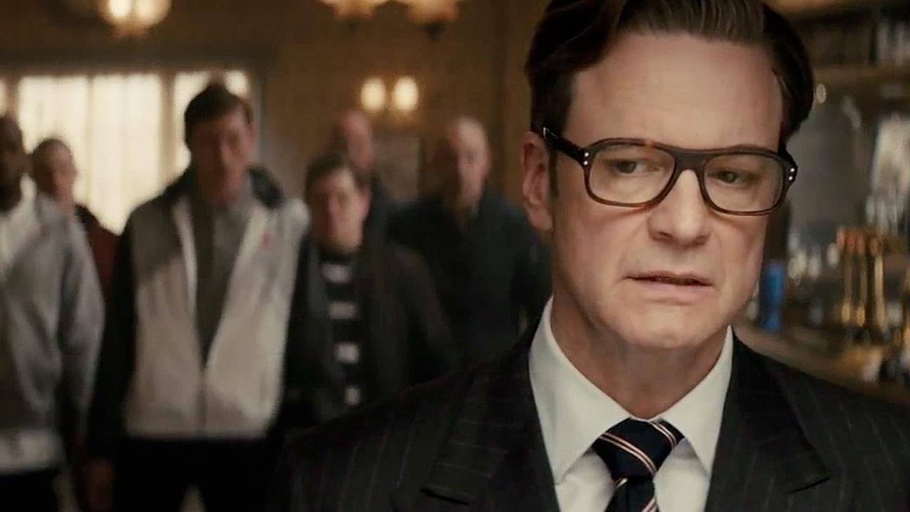 Llega a nuestras pantallas 'Kingsman: Servicio secreto'