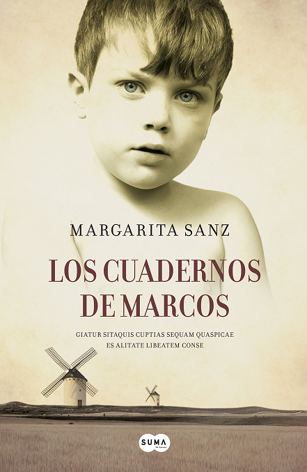 Novedad Febrero: 'Los cuadernos de Marcos' de Margarita Sanz