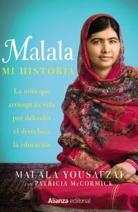 Reseña: 'Malala. Mi historia' de Malala Yousafzai  y  Patricia McCormick