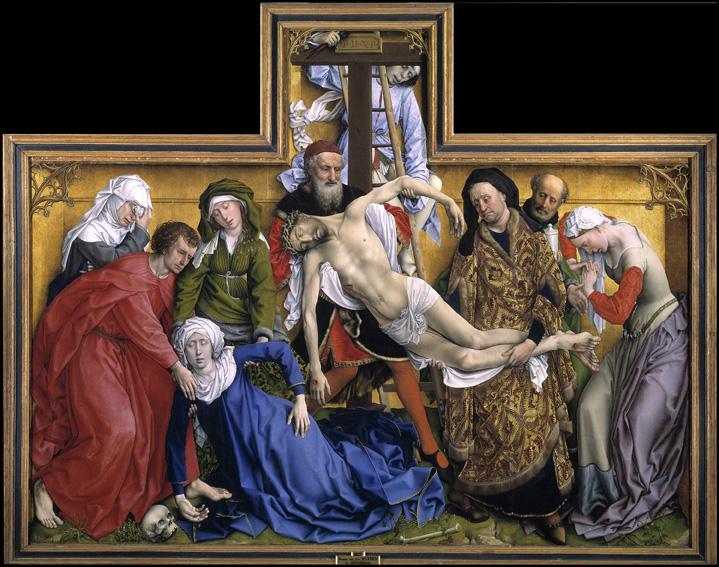 El Museo del Prado presenta 'Rogier van der Weyden'