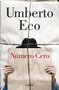 Número Cero de Umberto Eco