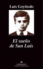 Luis Goytisolo dona el manuscrito de 'El sueño de San Luis' a la Biblioteca Nacional
