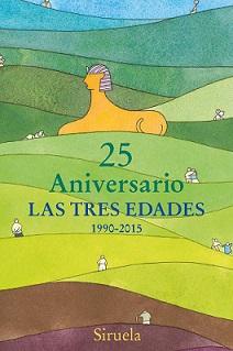 La colección Las Tres Edades de Siruela cumple 25 años (1990-2015)