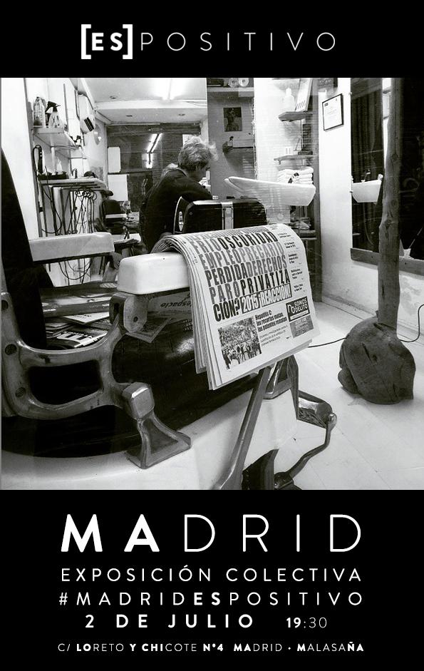 ESPOSITIVO acoge su primera exposición fotográfica