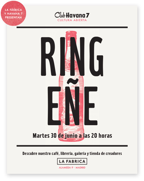 Ring Eñe: 'Siempre donde quieras', Diego Ojeda