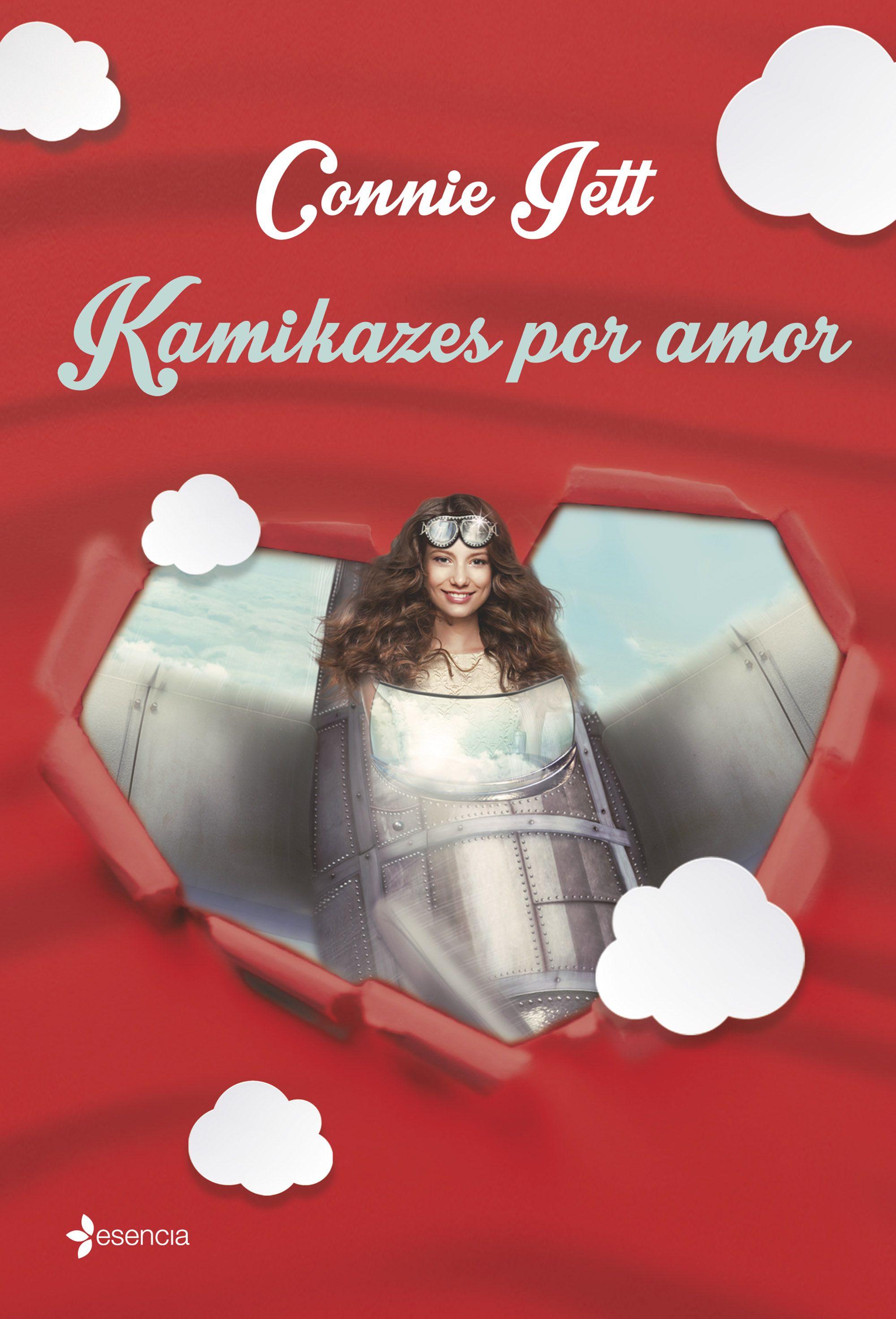 Llega a las librerías 'Kamikazes por amor', la nueva comedia romántica de Connie Jett
