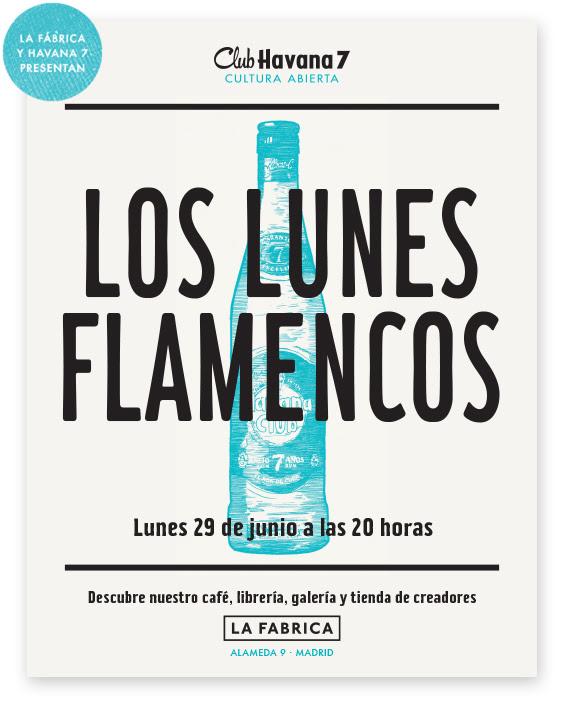 """Los Lunes Flamencos. Presentación de """"El Jardín del Flamenco"""""""