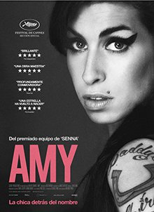 'Amy', el documental de la vida de Amy Winehouse