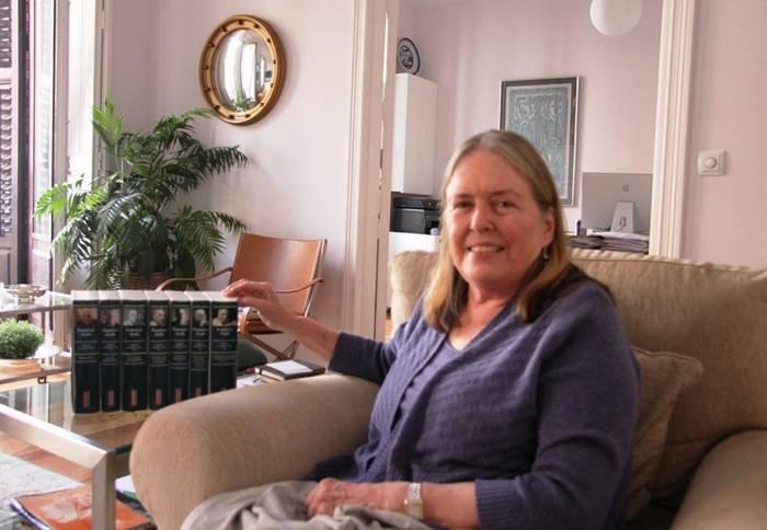 Entrevista a Carolyn Richmond, viuda de Francisco Ayala y custodia de su obra
