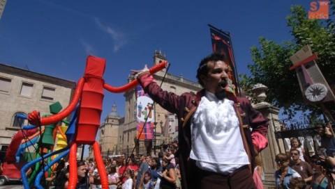 Comienza la 18 Feria de Teatro de Castilla y León