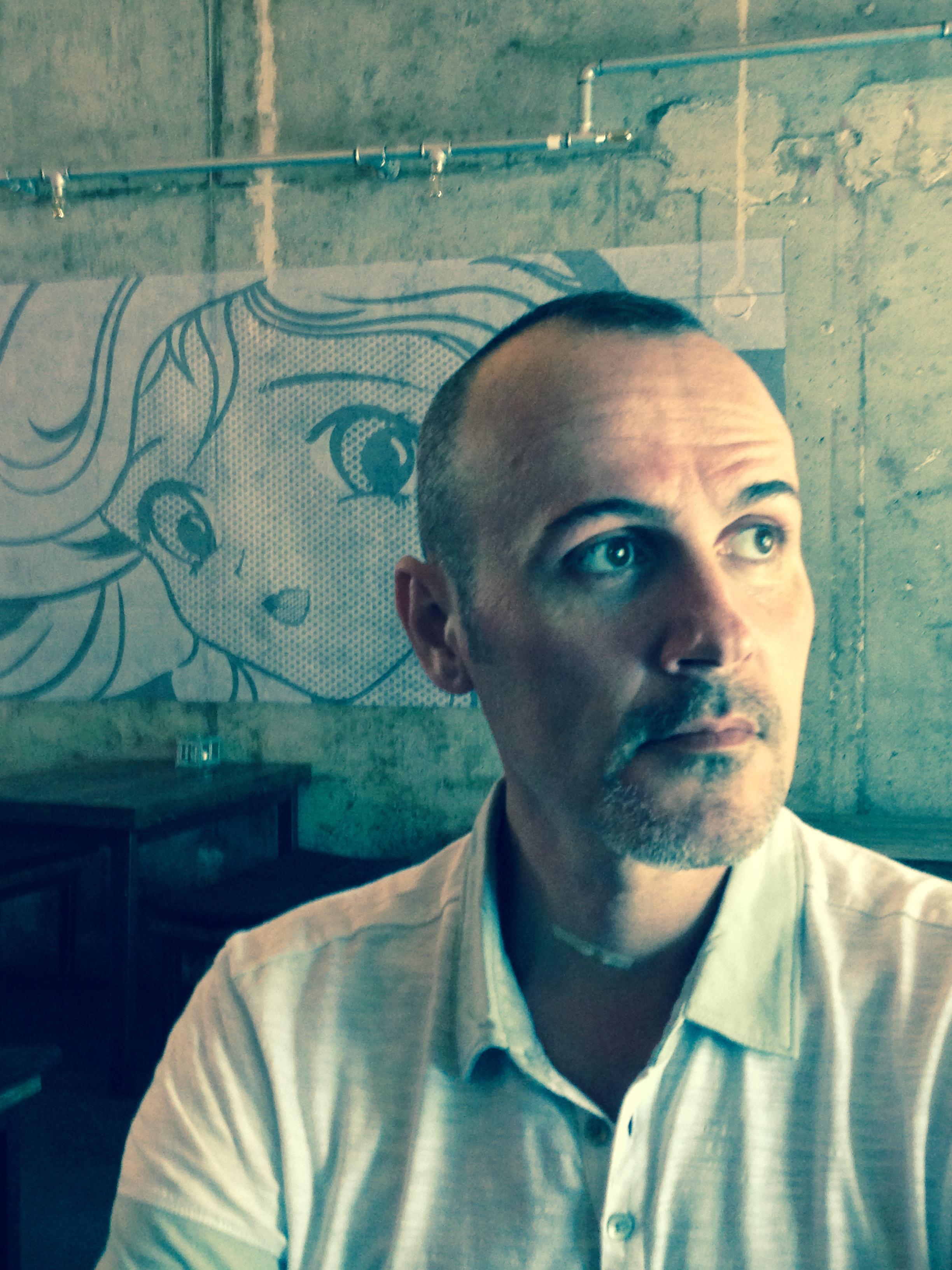 Entrevista a Luis Amavisca,  autor del cuento ' La princesa Li'