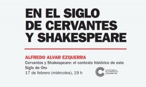 siglo cervantes shakespeare día 17