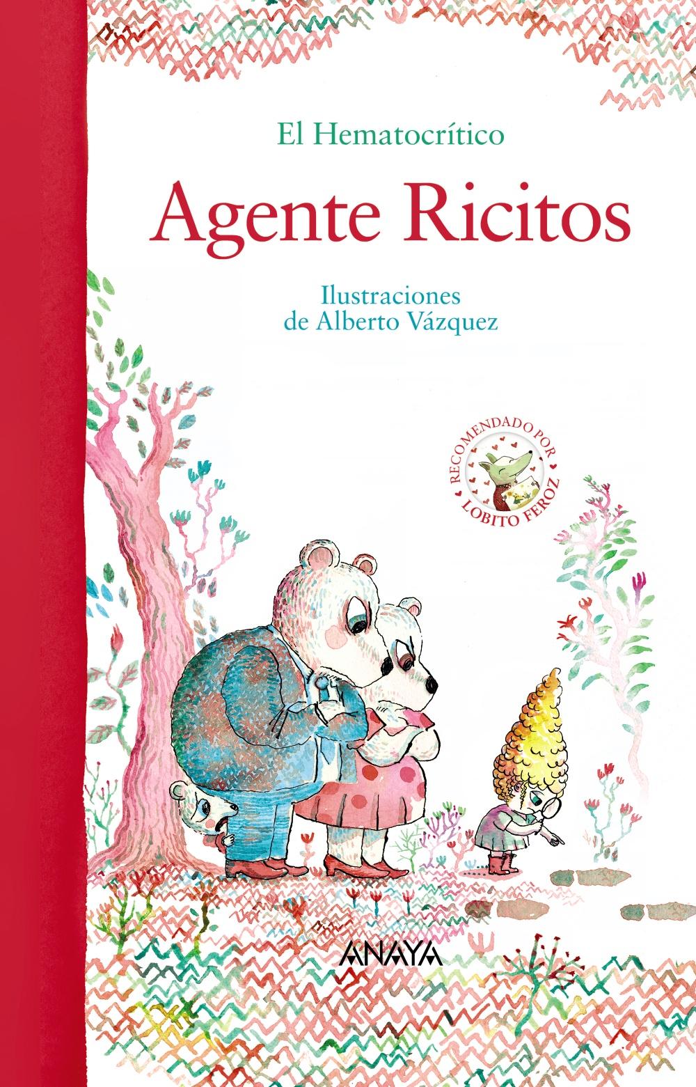 Reseña LIJ: 'Agente Ricitos' de El Hematocrítico