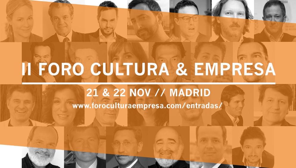 II Foro Cultura-Empresa
