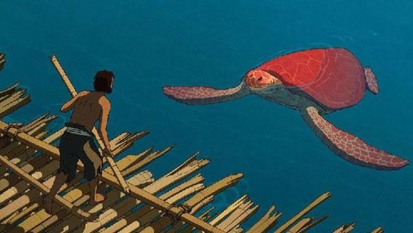 'La tortuga roja', el primer largometraje animado de Michael Dudok de Wit
