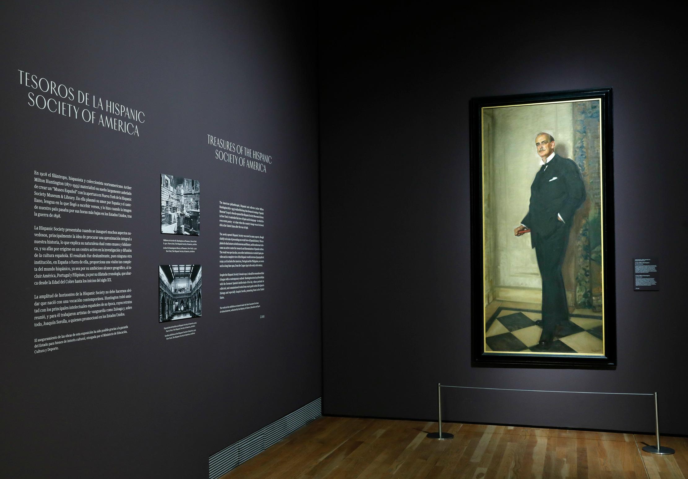 Exposición Hispanic Society El Prado