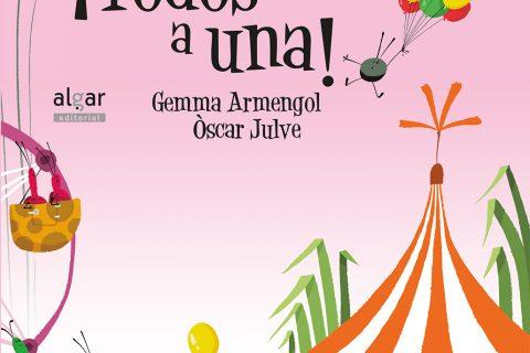 Reseña LIJ '¡Todos a una!' de Carmen Armengol
