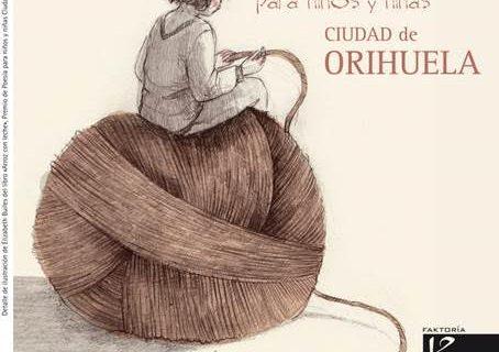 X Premio Internacional de Poesía para niños y niñas «Ciudad de Orihuela»