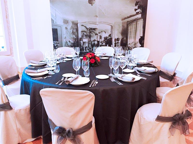 Salón del Cafè de la Pedrera grupos