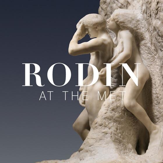 Rodin al the MET