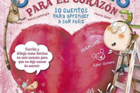 Reseña LIJ: 'Cosquillas para el corazón' de Mercè Conangla