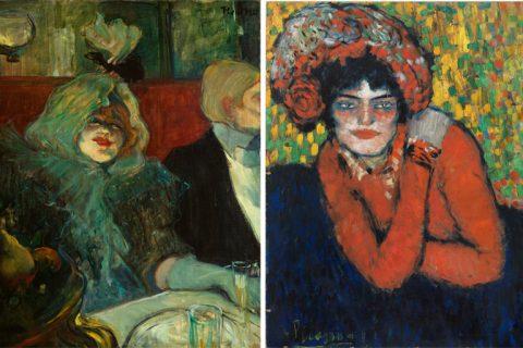 El Museo Nacional Thyssen-Bornemisza presenta la exposición 'Picasso/Lautrec'